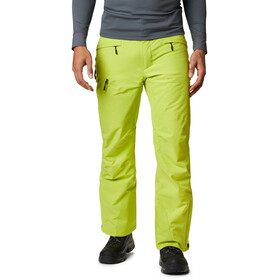 Columbia Kick Turn Hose Herren bright chartreuse